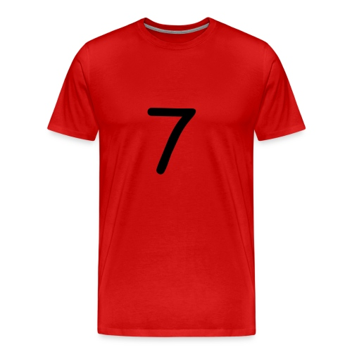 Men's Lukey70 Shirt - Men's Premium T-Shirt