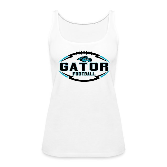 Women's UTS Gator 2 Tank Top - White