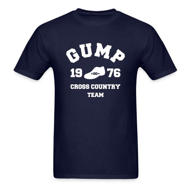 Forest Gump - Cross Country Team