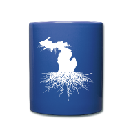 Mugs & Drinkware ~ Full Color Mug ~ Michigan Roots Mug