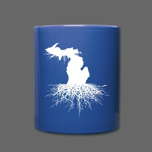 Michigan Roots Mug - Full Color Mug