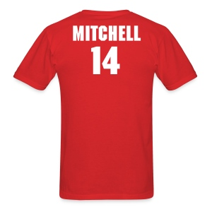 3rd Grade Team-custom order mitchell - Men's T-Shirt
