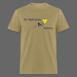 St. Alphonsus Arrows - Men's T-Shirt