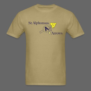 St. Alphonsus Arrows - Men's T-Shirt