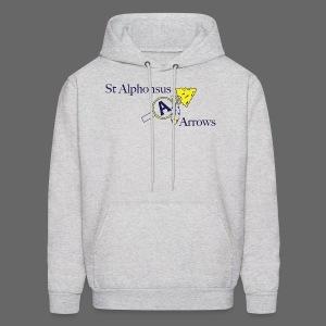 St. Alphonsus Arrows - Men's Hoodie