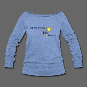 St. Alphonsus Arrows - Women's Wideneck Sweatshirt