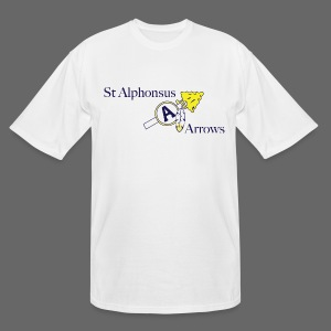 St. Alphonsus Arrows - Men's Tall T-Shirt