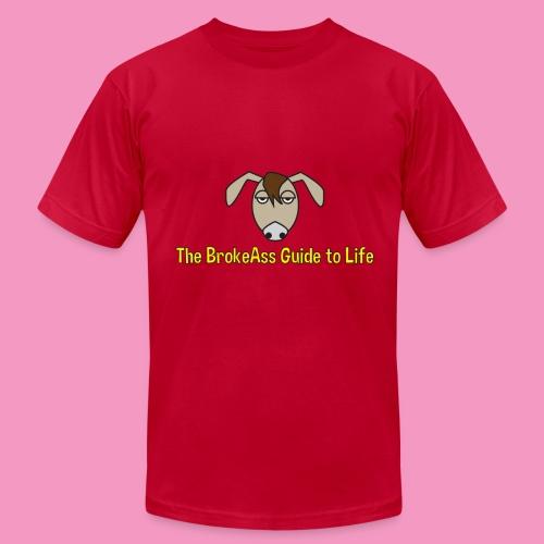 BrokeAss Bloke's - Men's Fine Jersey T-Shirt