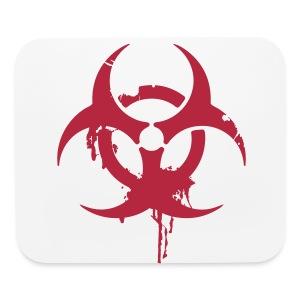 UndeadGames Mousepad (Red) - Mouse pad Horizontal