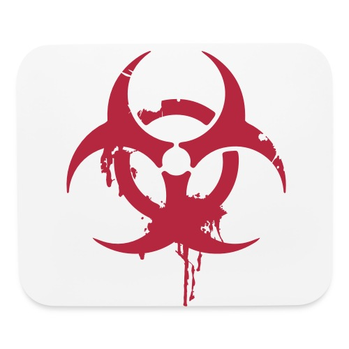 UndeadGames Mousepad (Red) - Mouse pad Horizontal