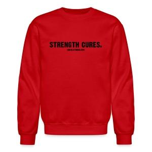 Strength Cures. [M] Sweatshirt - Crewneck Sweatshirt