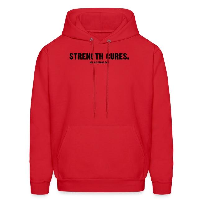 Strength Cures. [M] Regular Hoodie