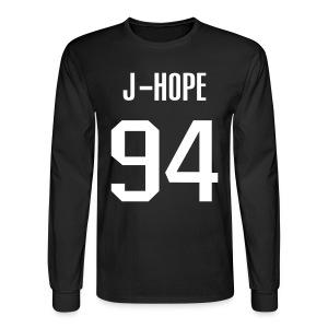 [BTS] J-HOPE w/ sleeve design - Men's Long Sleeve T-Shirt