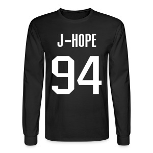 [BTS] J-HOPE w/ sleeve design - Men's Long Sleeve T-Shirt