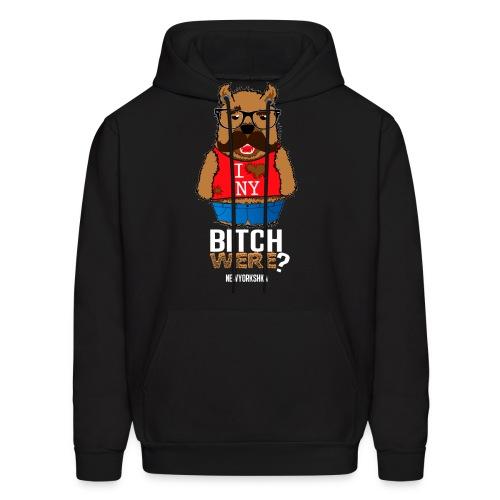 Bitch Werewolf Hoodie - Men's Hoodie