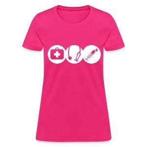 Cool Birthday Gift For Nurses - Women's T-Shirt