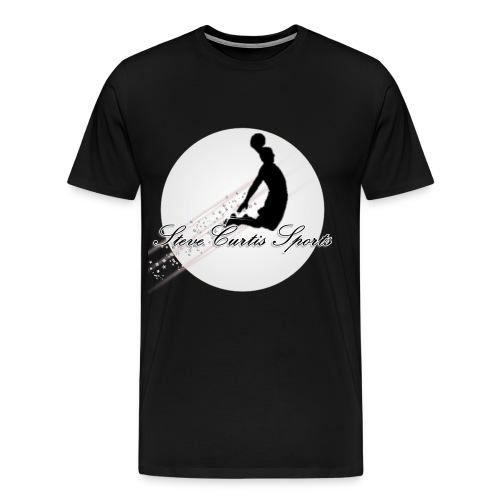 SteveCurtis Sports Tee - Men's Premium T-Shirt