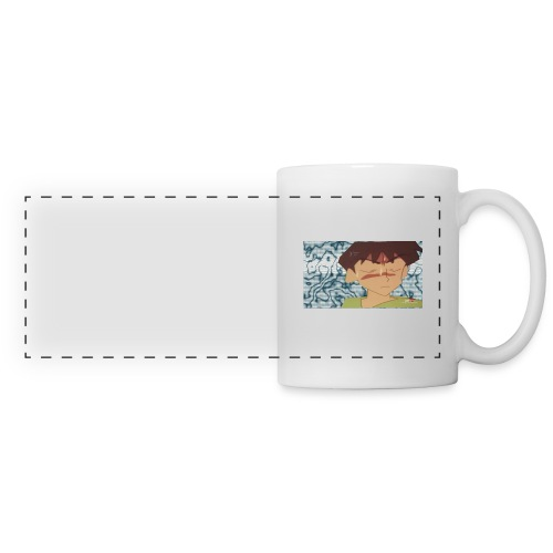 Taza De Cipri Samp - Panoramic Mug