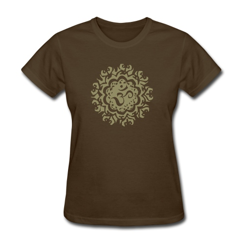 Ancient Om - Ladies Standard - Women's T-Shirt