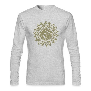 Ancient Om - Mens Long Sleeve - Men's Long Sleeve T-Shirt by Next Level