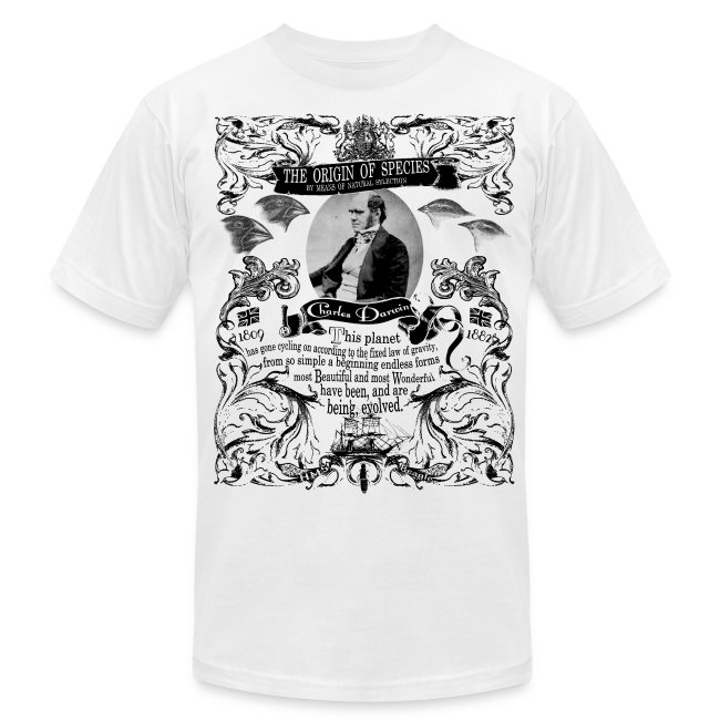 269ec9cde Smart Apparel - T-Shirts that Promote Science and Reason | Charles ...