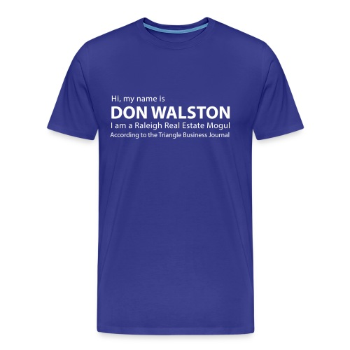 Don - Men's Premium T-Shirt