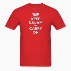 Keep Kalam And Carry On Men's Apologetics T-Shirt