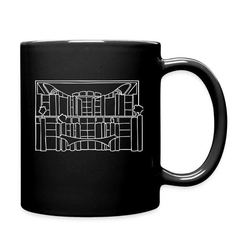 Chancellery in Berlin Mug
