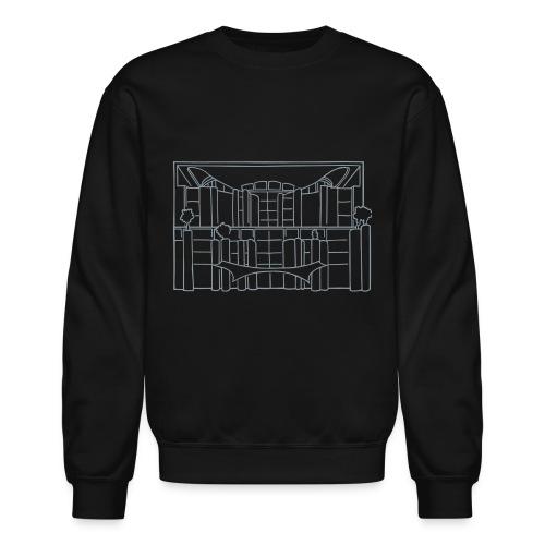 Chancellery in Berlin - Crewneck Sweatshirt