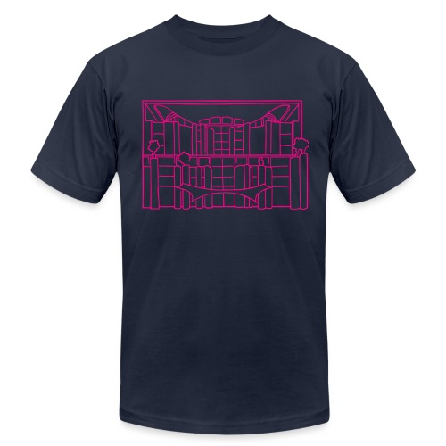Chancellery in Berlin - Men's Jersey T-Shirt