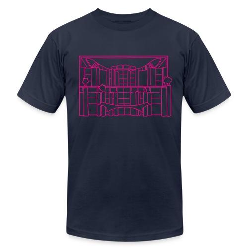 Chancellery in Berlin - Men's Fine Jersey T-Shirt