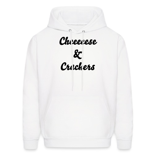 Cheeeeese & Crackers - Men's Hoodie