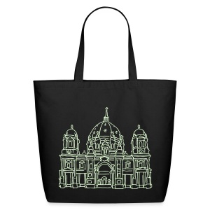 Berlin Cathedral - Eco-Friendly Cotton Tote