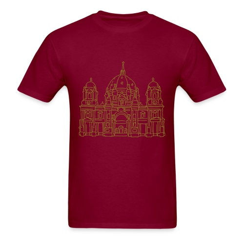 Berlin Cathedral - Men's T-Shirt