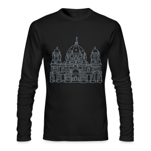 Berlin Cathedral - Men's Long Sleeve T-Shirt by Next Level
