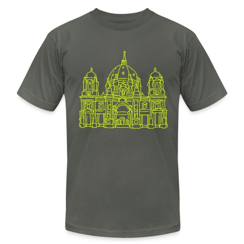 Berlin Cathedral - Men's  Jersey T-Shirt