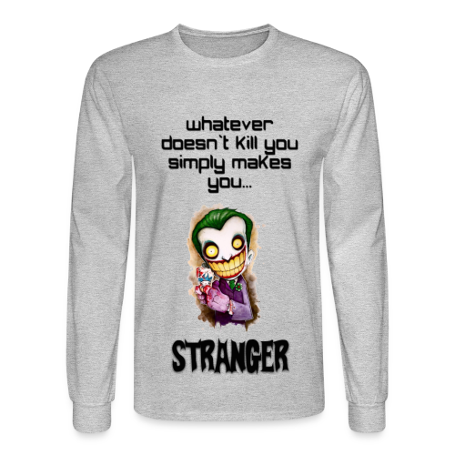 Joker T-Shirt - Men's Long Sleeve T-Shirt