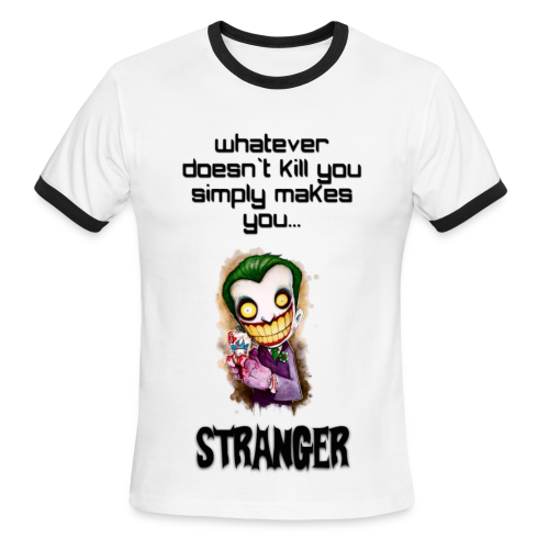 Joker T-Shirt - Men's Ringer T-Shirt