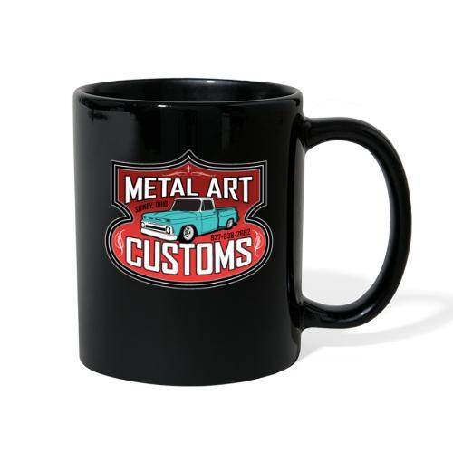 Metal Art Customs Mug - Full Color Mug