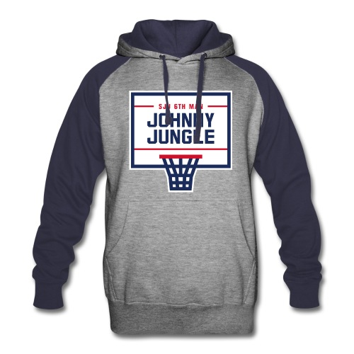 Jungle Loyalty Hoodie - Colorblock Hoodie