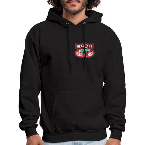 Metal Art Customs Hooded Sweatshirt - Men's Hoodie