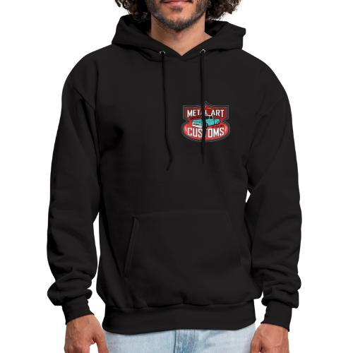 Metal Art Customs Hooded Sweatshirt - Men's Hoodie