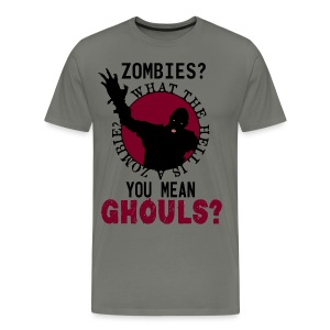 Brotherhood REDACTED - GhoulsZombies - Men's Premium T-Shirt