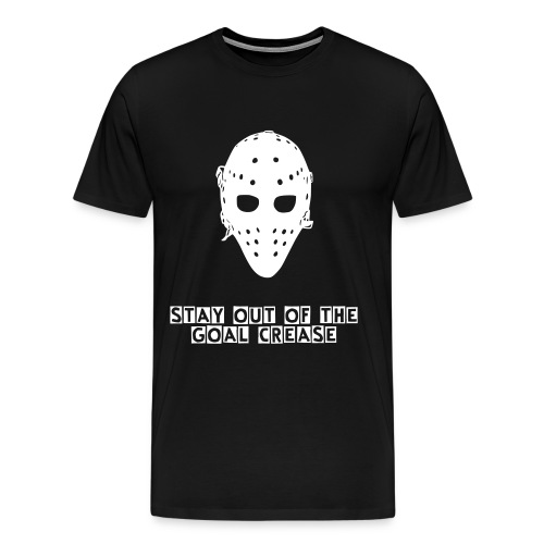 Stay out! - Men's Premium T-Shirt