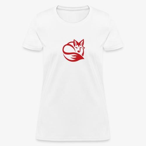 Cuddle fox - Women's T-Shirt