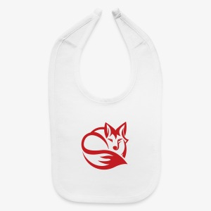 Cuddle fox - Baby Bib