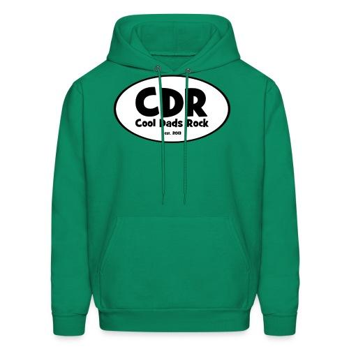 CDR Classic FatherHoods  - Men's Hoodie