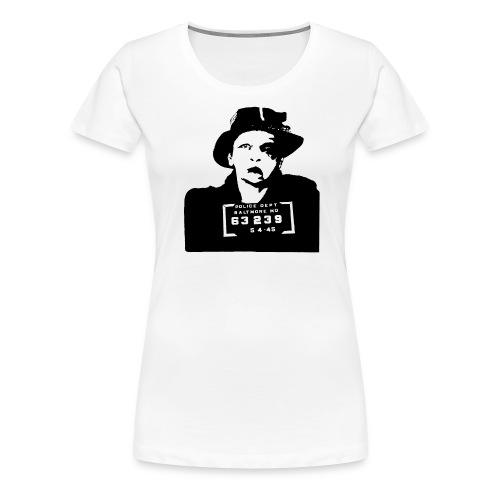 Fish Mouth Mug 1945 (women's) - Women's Premium T-Shirt