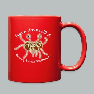 Have yourself a merry Little FSMass... - Full Color Mug