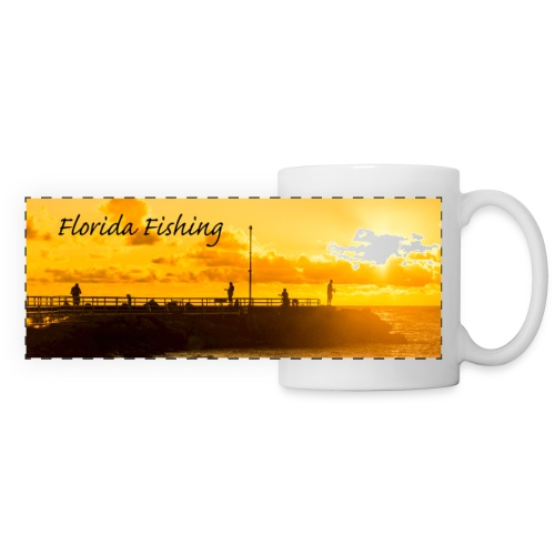 Florida Fishing Mug - Panoramic Mug